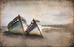 Colour Prints Highly Commended - Layers of Decay - Jayne Winter - Kempsey CC